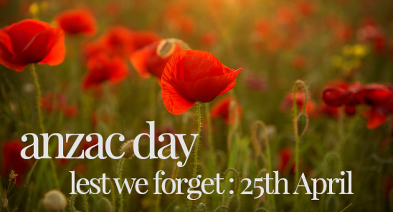 anzac day in the villages anzac day is such an important day ...