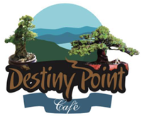 Destiny Point Cafe Kalorama Logo